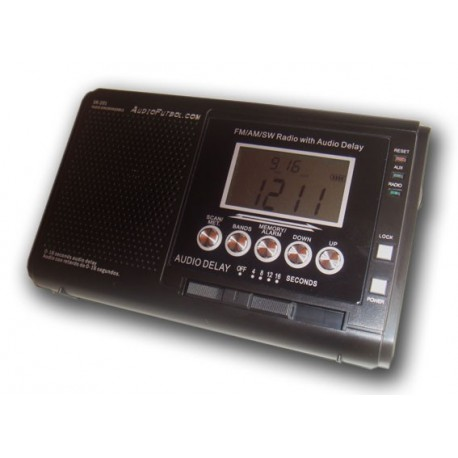 Radio AM*/FM/SW SR201 (digital)