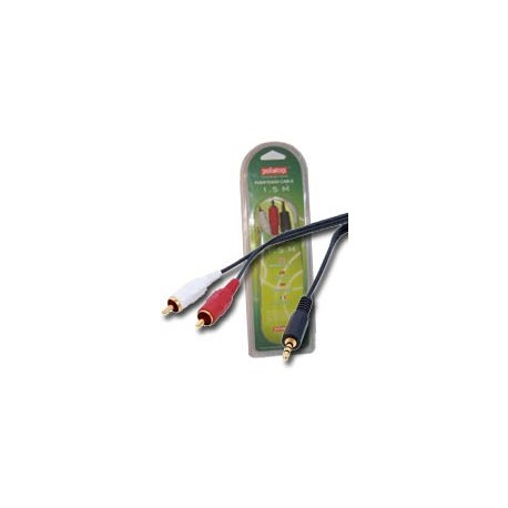 CABLE 2 RCA a Jack 3.5mm