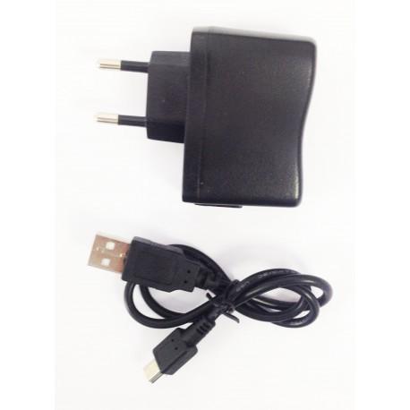 ALIMENTADOR 5v. USB+CABLE
