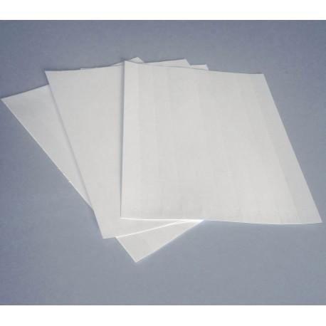 Pulseras/Brazaletes papel-sintetico LÁSER